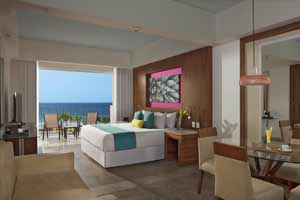 Sea View King Size Junior Suite - Krystal Grand Los Cabos Hotel - All Inclusive - Cabo San Lucas, Mexico